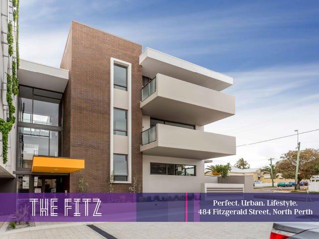 484 Fitzgerald Street, North Perth, WA 6006