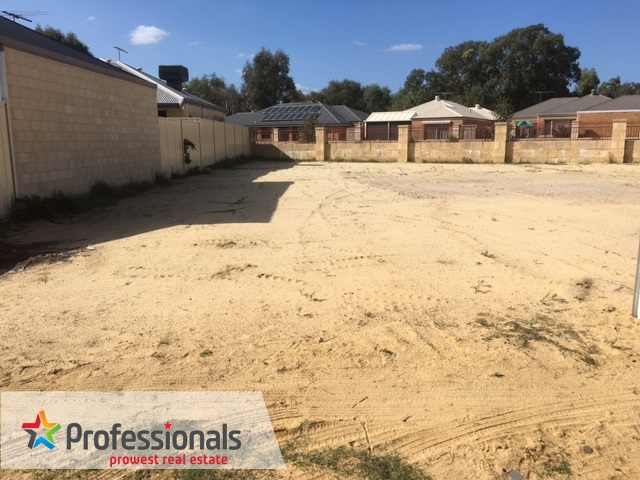 Prop. Lot 1/26 Belfast Close, Canning Vale, WA 6155