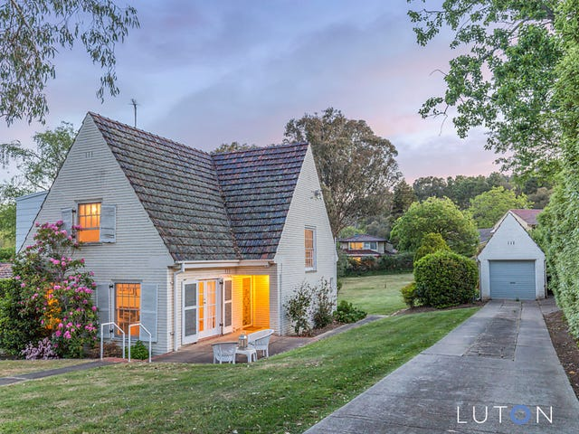 22 Tennyson Crescent, Forrest, ACT 2603