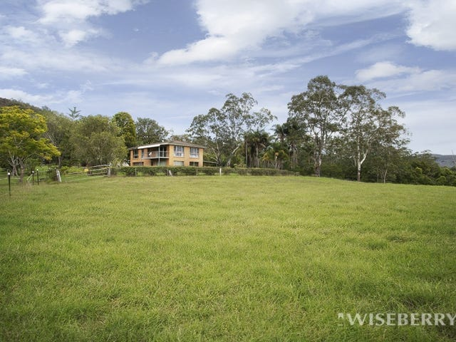 Yarramalong, address available on request