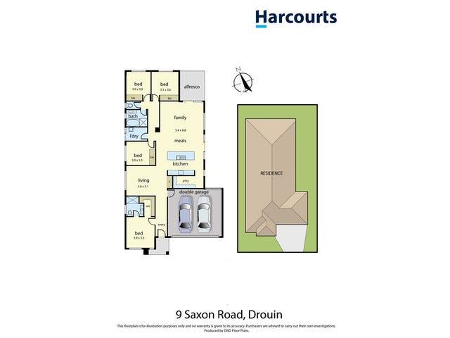9 Saxon Road, Drouin, Vic 3818