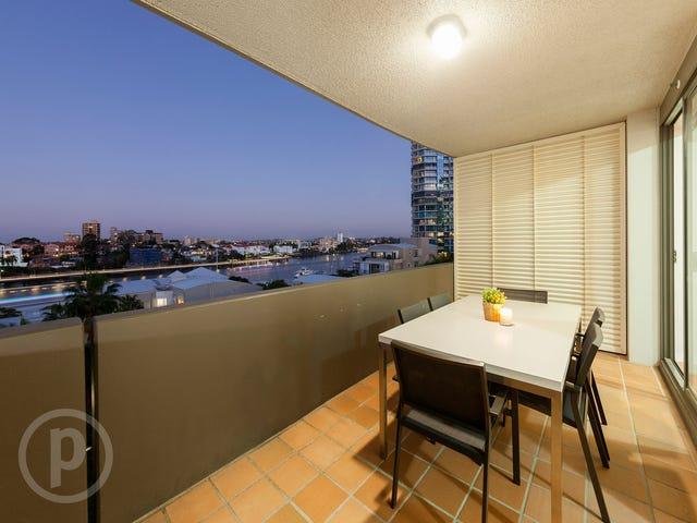 5042/55 Baildon Street, Kangaroo Point, Qld 4169