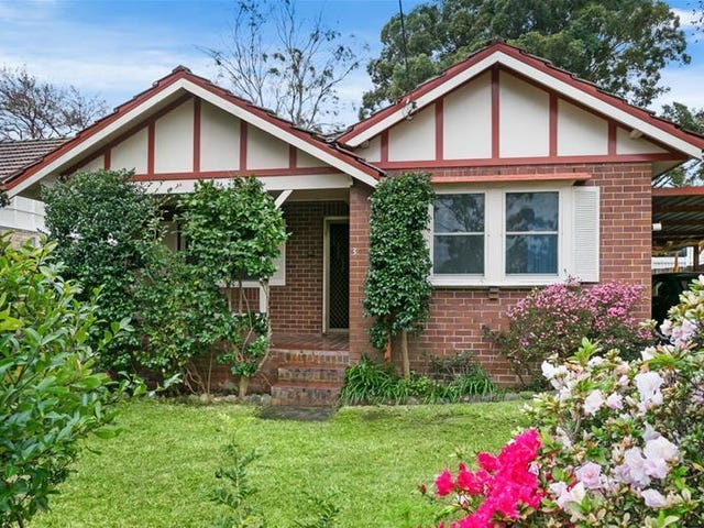 3 Canberra Street, Lane Cove, NSW 2066
