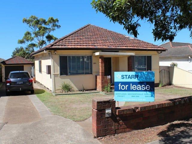 101 MYALL STREET, Merrylands, NSW 2160