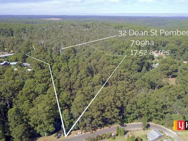 32 Dean Street, Pemberton, WA 6260