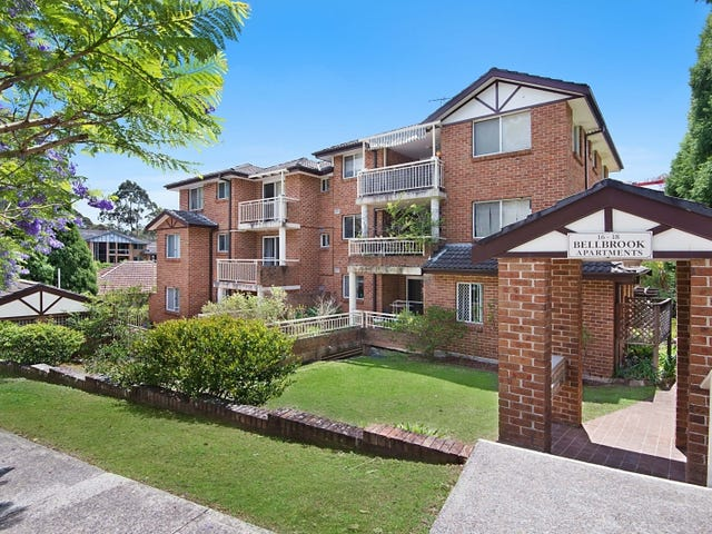 12/16-18 Bellbrook  Avenue, Hornsby, NSW 2077