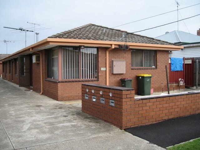 1/9 Britannia Street, Geelong West, Vic 3218