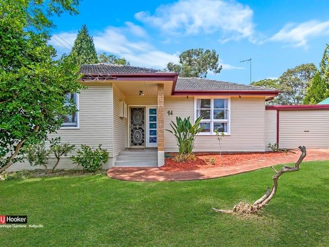 14 Wistaria Place, Blacktown, NSW 2148