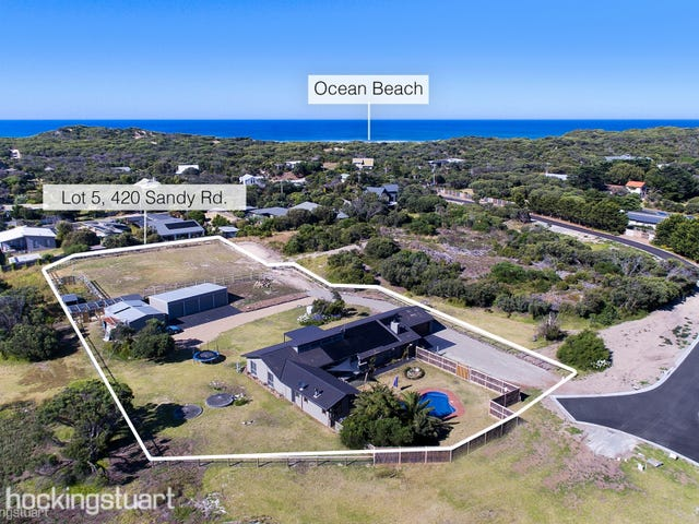 Lot 5/420 Sandy Road, St Andrews Beach, Vic 3941