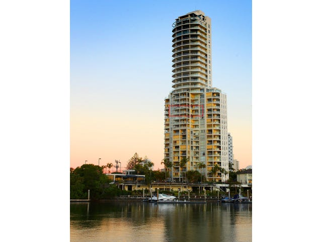 52/2894 'The Pinnacle' Gold Coast Highway, Surfers Paradise, Qld 4217