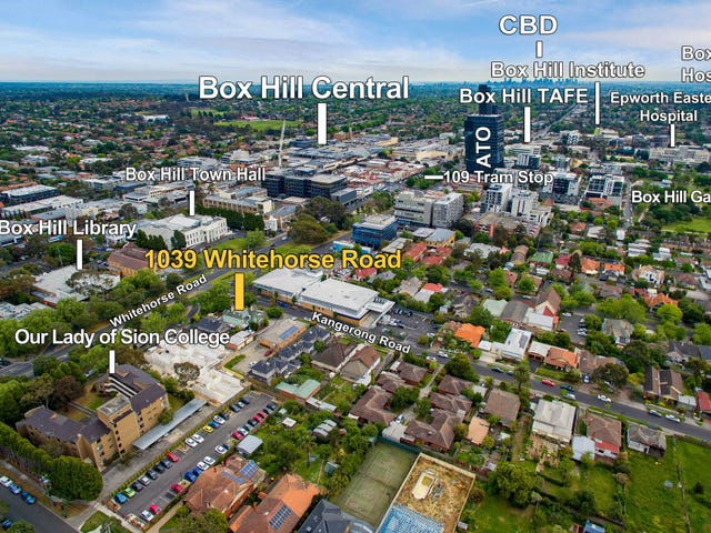 1039 Whitehorse Road, Box Hill, Vic 3128