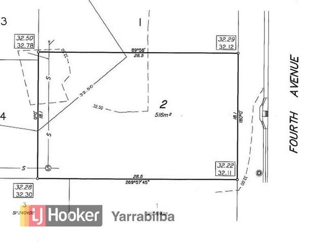 Lot 2, 26 Fourth Avenue, Marsden, Qld 4132