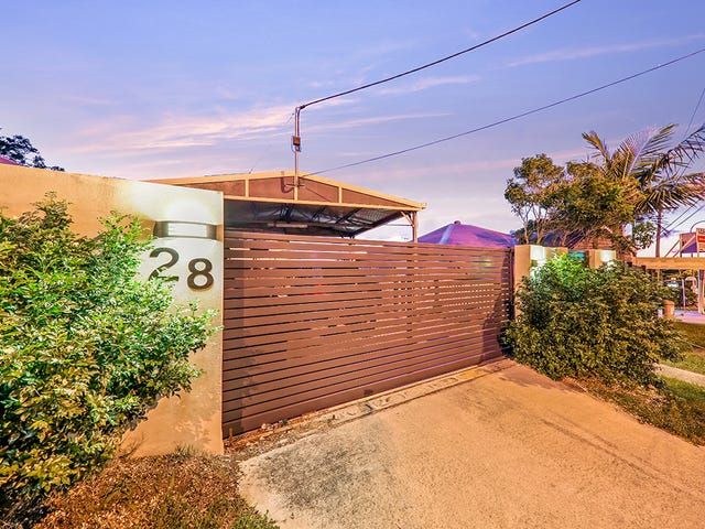 28 Waterworks Road (access via Lemnos St), Red Hill, Qld 4059