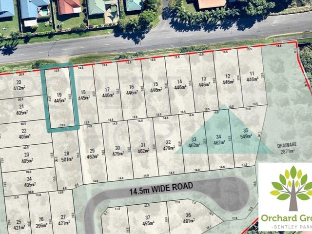Lot 19 Orchard Grove, Bentley Park, Qld 4869