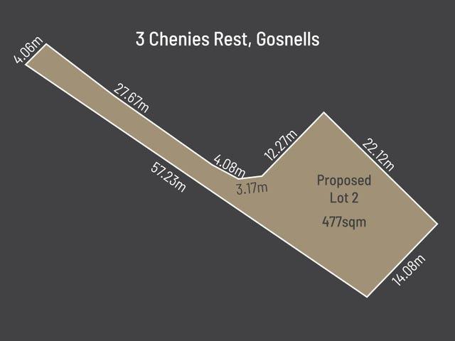 Proposed Lot 2/3 Chenies Rest, Gosnells, WA 6110