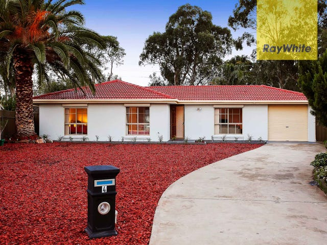 4 Bauhinia Drive, Parafield Gardens, SA 5107