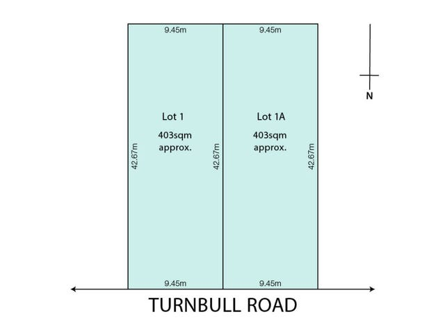 Lot 1 Turnbull Road, Enfield, SA 5085