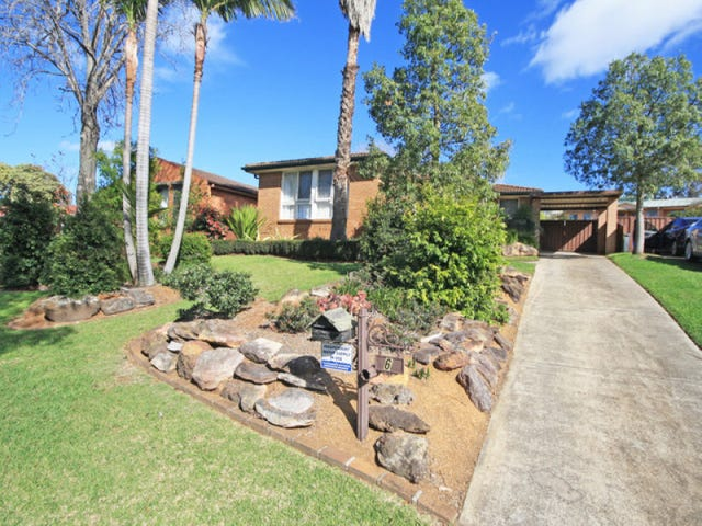 6 Balimo Place, Glenfield, NSW 2167