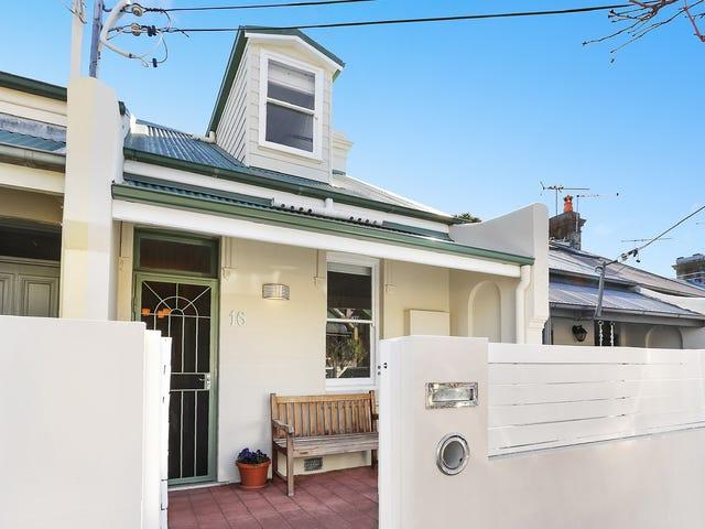 16 Rofe Street, Leichhardt, NSW 2040