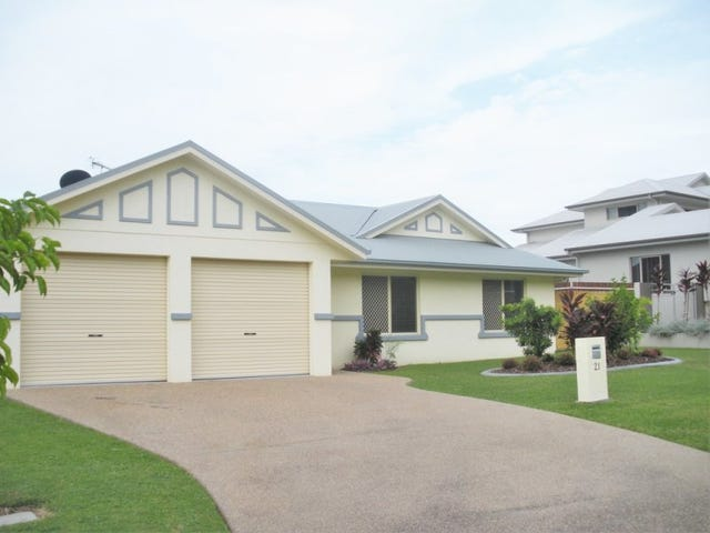 21 Monte Visto Court, Mount Louisa, Qld 4814