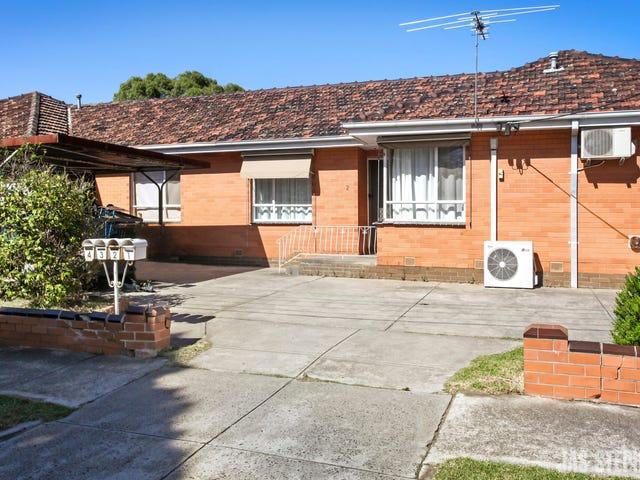 2/698 Barkly Street, West Footscray, Vic 3012