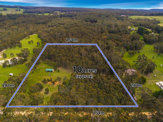 160 Paradise Valley Road, Spring Hill, Vic 3444
