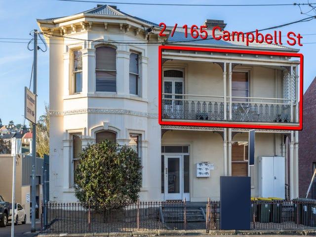 2/165 Campbell Street, Hobart, Tas 7000