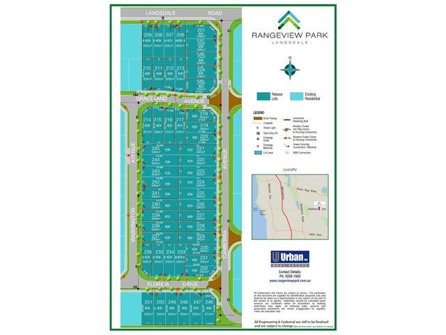 Lot 210 Graceland Avenue, Landsdale, WA 6065