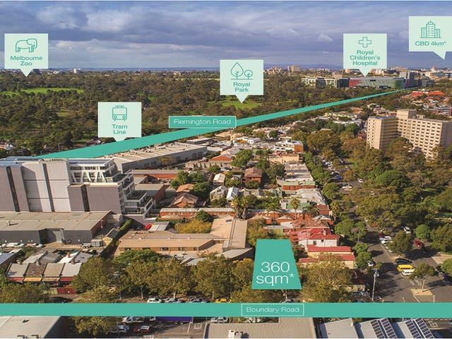 146 Boundary Road, North Melbourne, Vic 3051