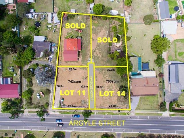 Lot 11 and 14, 458 Argyle Street, Picton, NSW 2571