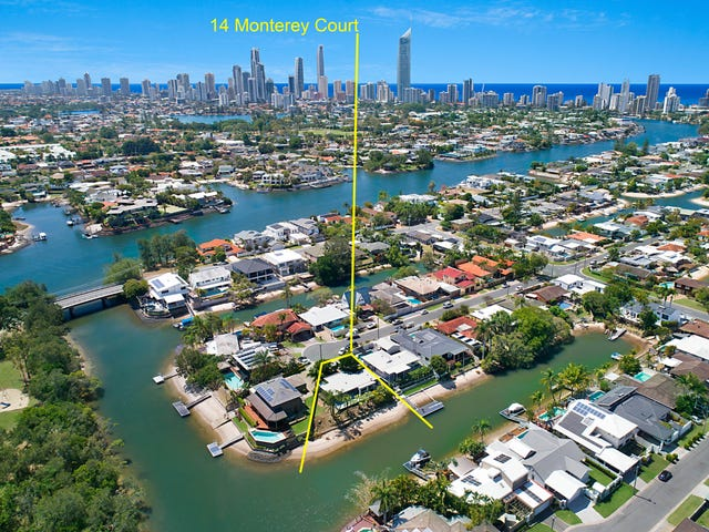 14 Monterey Court, Broadbeach Waters, Qld 4218