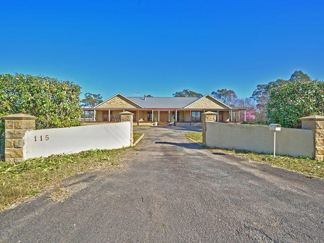 115 BYRON ROAD, Tahmoor, NSW 2573