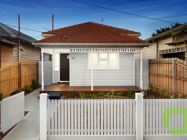 26 Adelaide Street, Footscray, Vic 3011