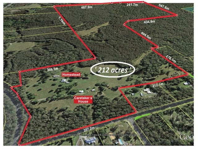 . CARBROOK - 212 Acres, Carbrook, Qld 4130