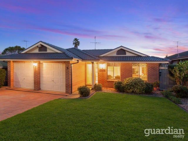 5 Camilleri Avenue, Quakers Hill, NSW 2763
