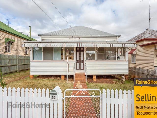 12 Lilley Street, East Toowoomba, Qld 4350