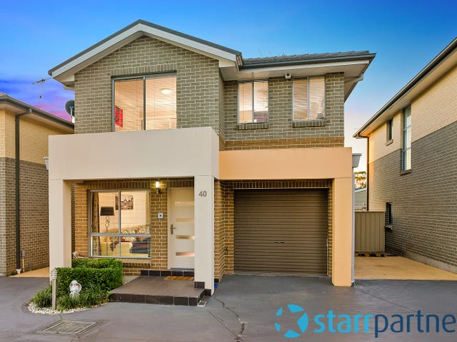 40/570 Sunnyholt Road, Stanhope Gardens, NSW 2768