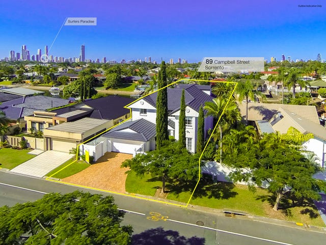 89 Campbell Street, Sorrento, Qld 4217