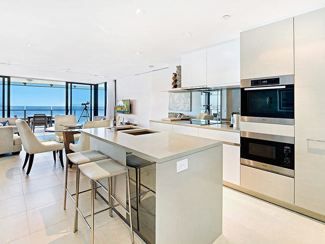 5402/8 Peppers Soul The Esplanade, Surfers Paradise, Qld 4217