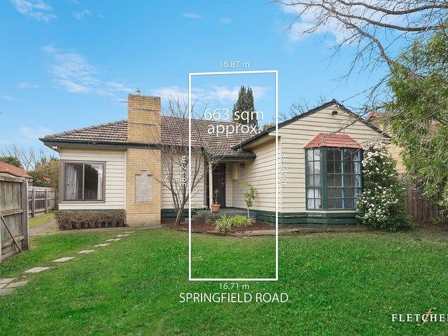 229 Springfield Road, Blackburn North, Vic 3130