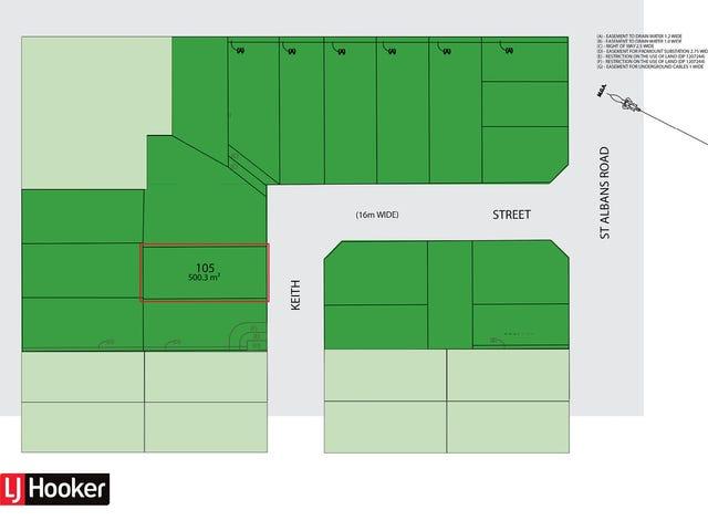 Lot 105 135 St Albans Road, Schofields, NSW 2762