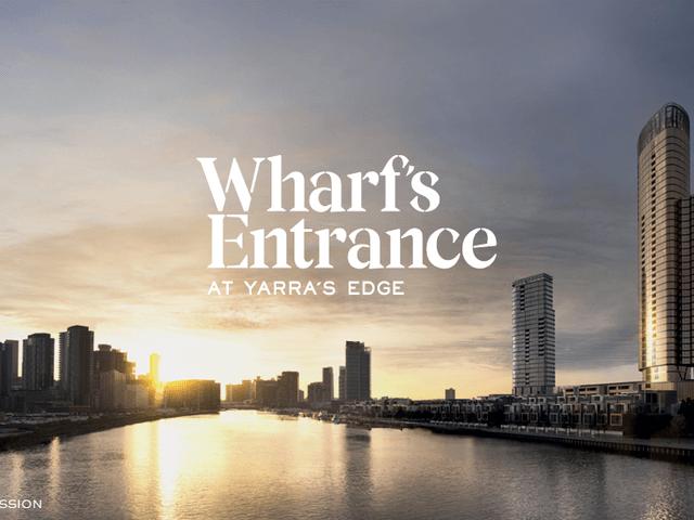 Yarra's Edge, Docklands, Vic 3008