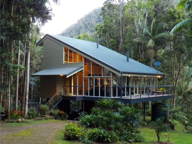 Upper Wilsons Creek, address available on request