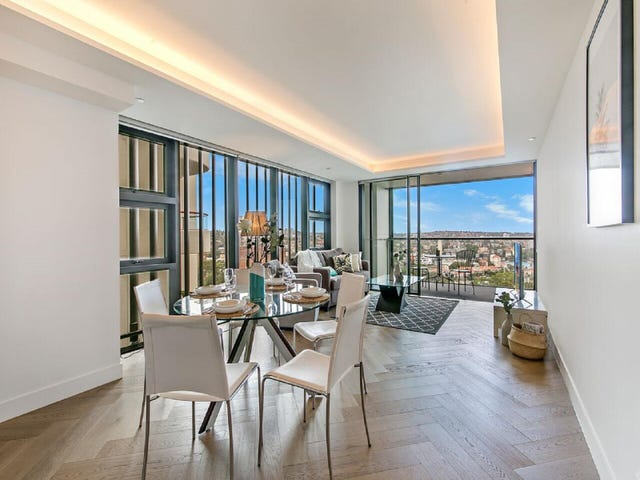 1002/88 Alfred Street, Milsons Point, NSW 2061