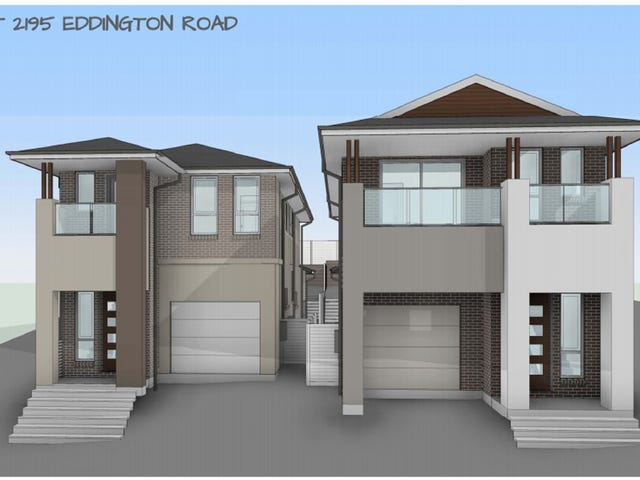 Lot 2195, 13 Eddington Rd, Campbelltown, NSW 2560
