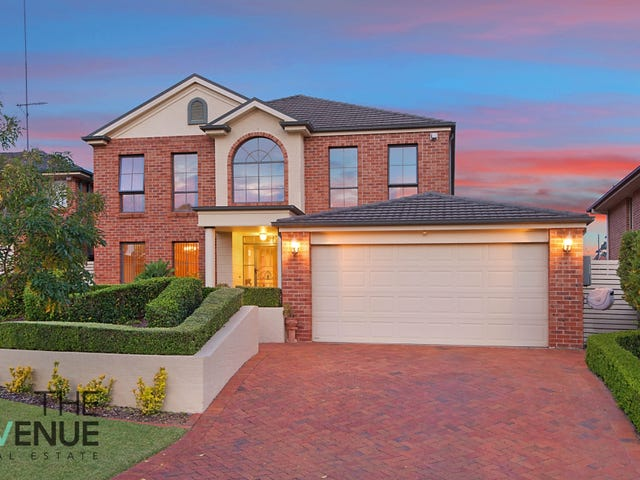 9  Crystal Place, Kellyville, NSW 2155