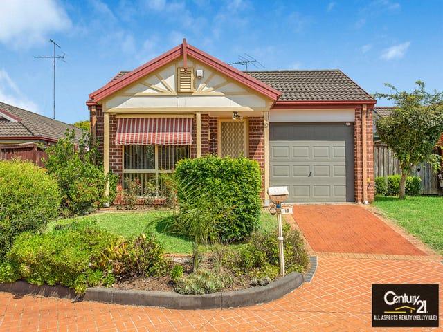 19 Pandanus Court, Stanhope Gardens, NSW 2768