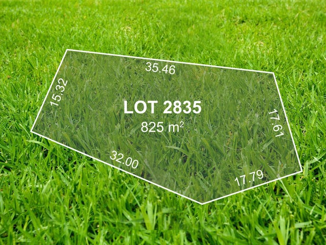 Lot 2835 Fordham Road, Point Cook, Vic 3030