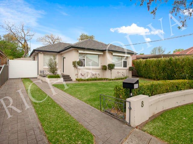 8 Parkview Avenue, Belfield, NSW 2191