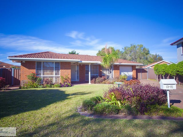 13-15 Budgerigar Street, Green Valley, NSW 2168